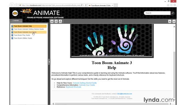 Creating scenes: Toon Boom Animate and Harmony Essential Training