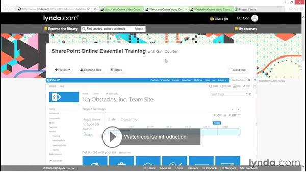 What you should know before watching this course: Microsoft Project Web Application 2013