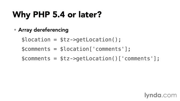 What you should know before watching this course: PHP Date and Time Essential Training