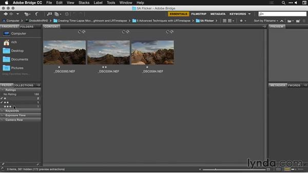 The software tools used in this course: Creating Time-Lapse Movies with Lightroom and LRTimelapse