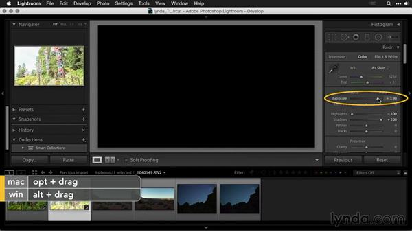 The benefits of using raw files: Creating Time-Lapse Movies with Lightroom and LRTimelapse