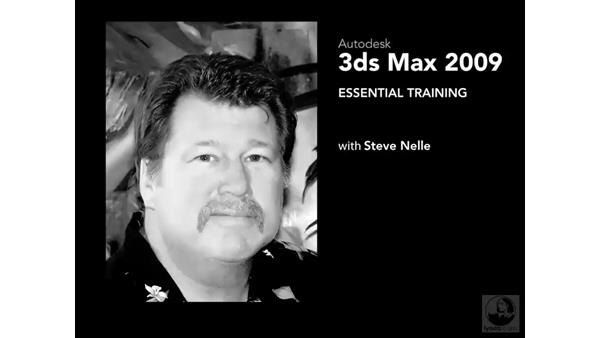 Welcome: 3ds Max 2009 Essential Training