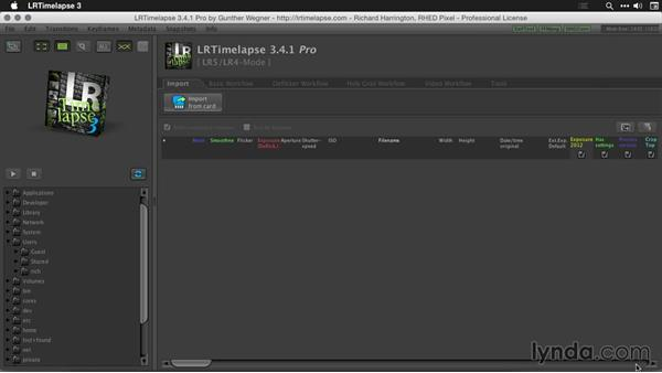 Introduction to LRTimelapse: Creating Time-Lapse Movies with Lightroom and LRTimelapse