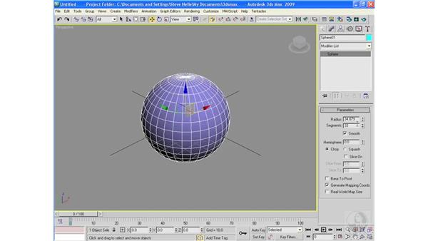 Improving your workflow: 3ds Max 2009 Essential Training