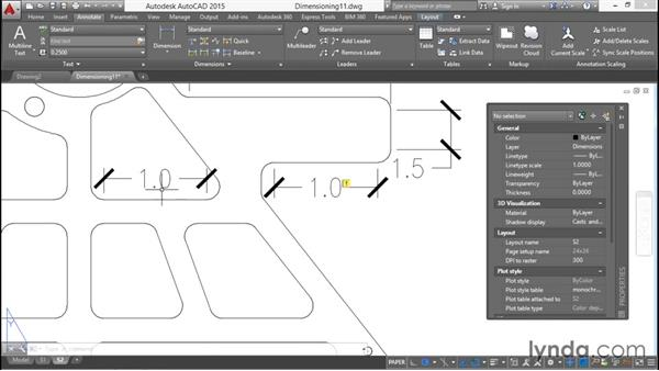 Understanding the DIMASSOC system variable: Working with Dimensions in AutoCAD