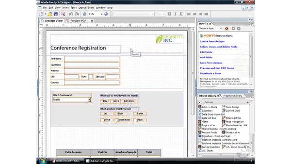 Which application should I use?: Acrobat 9 Pro: Creating Forms
