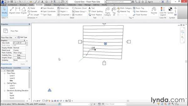 Understanding elevation: Managing Location Coordinates with Revit