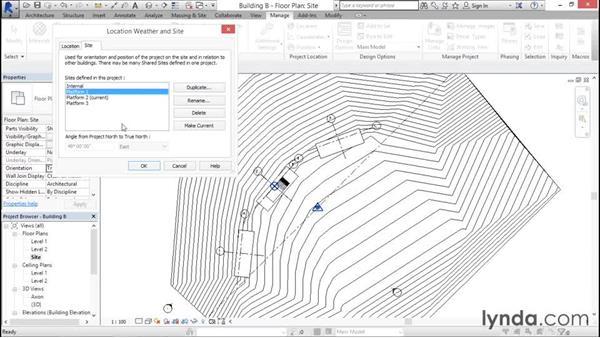 Making sites current: Managing Location Coordinates with Revit