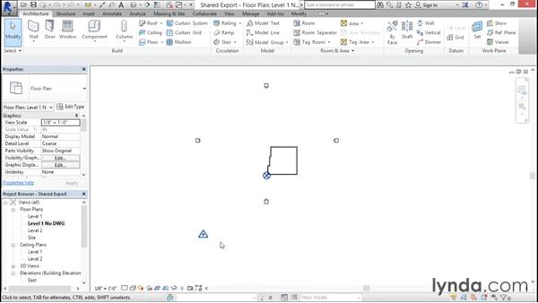 Exporting to DWG or Navisworks: Managing Location Coordinates with Revit