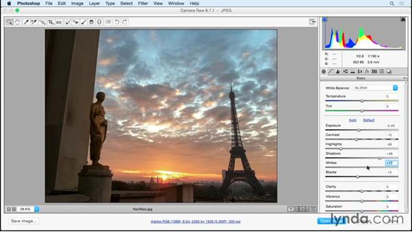 Best practices for the Basic panel: Photoshop Insider Training: Rethinking the Essentials