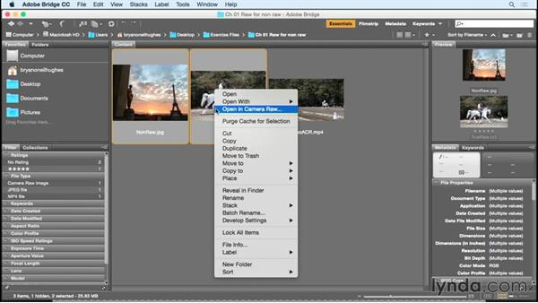 Synching files and clearing settings: Photoshop Insider Training: Rethinking the Essentials