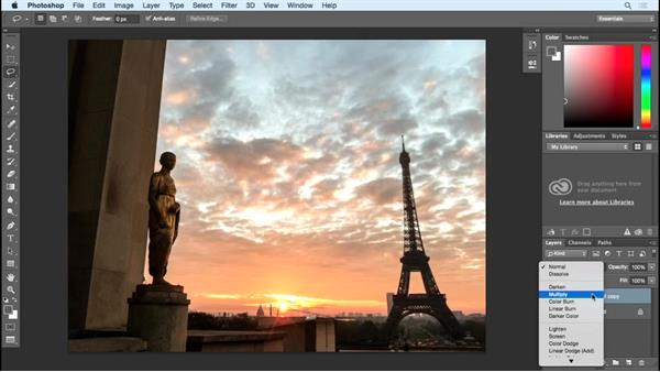 Using Camera Raw as a filter: Photoshop Insider Training: Rethinking the Essentials