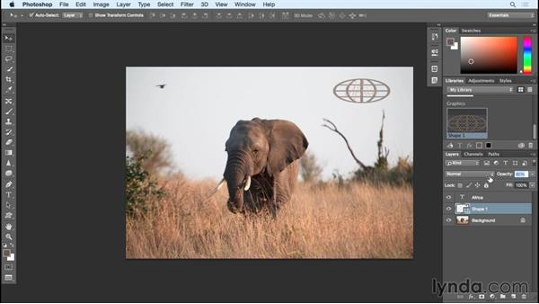 CC Libraries and Creative Cloud: Photoshop Insider Training: Rethinking the Essentials