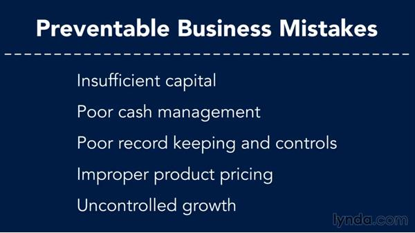 Welcome: Finance Essentials for Small Business