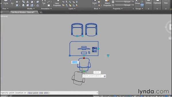 Welcome: Designing Dynamic Blocks in AutoCAD