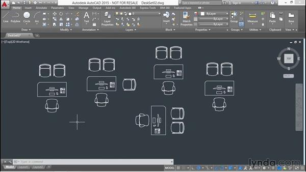 Inserting and redefining blocks: Designing Dynamic Blocks in AutoCAD