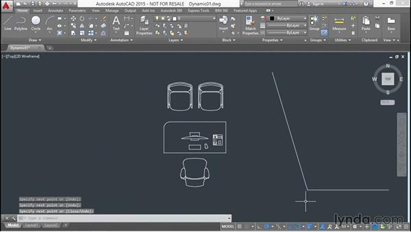 Adding alignment and base-point grips: Designing Dynamic Blocks in AutoCAD