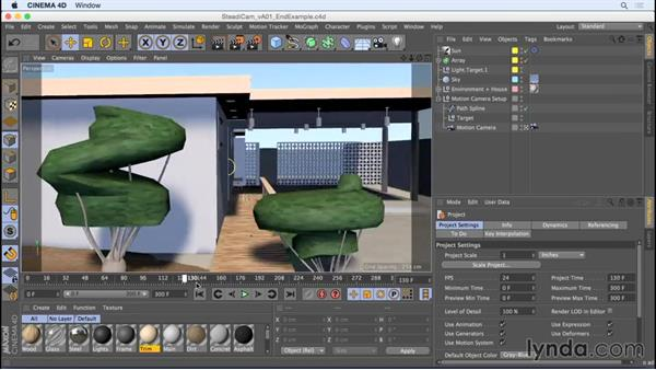 What you should know before watching this course: Camera Animation with CINEMA 4D
