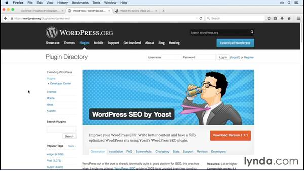 Getting people to visit your site: WordPress and Genesis DIY: Showcasing Photography