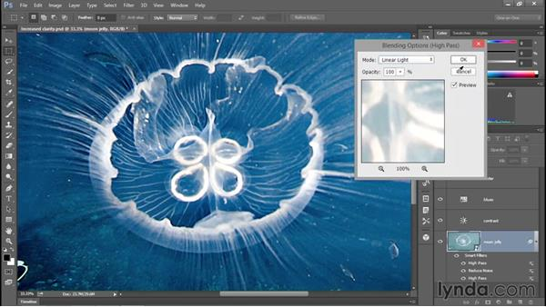 Cropping an image that can't be harmed: Enhancing Underwater Photos with Photoshop