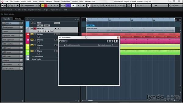Extracting MIDI with VariAudio: Up and Running with Cubase Pro 8