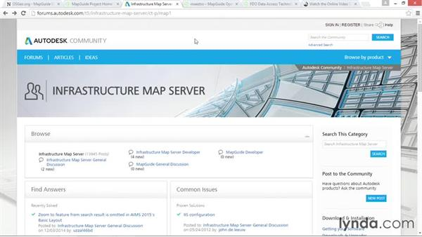 Next steps: Up and Running with MapGuide Open Source