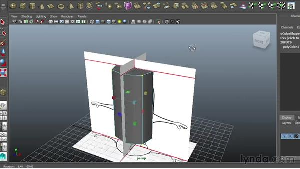 Welcome: Modeling a Cartoon Character in Maya