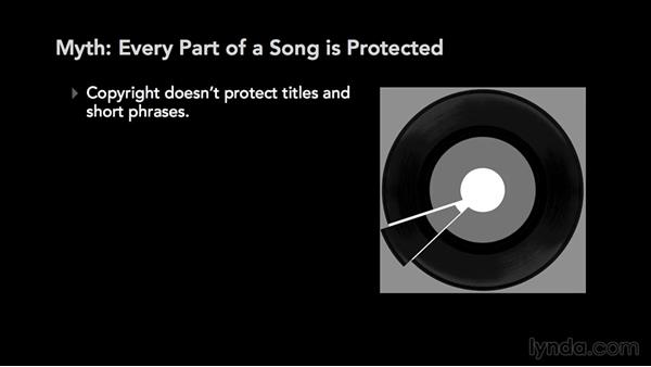 What a song copyright is not: Music Law: Copyrighting a Song