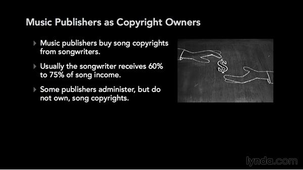 Who owns a song?: Music Law: Copyrighting a Song