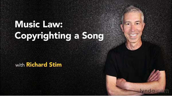 What's next?: Music Law: Copyrighting a Song