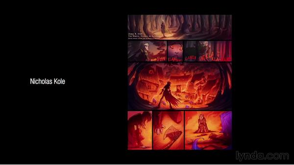 Illustrating storyboards: The Elements of Composition for Illustrators