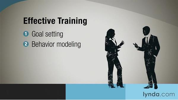 Developing employees through training and career development: Human Resources Fundamentals