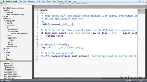 Zend app walkthrough: MVC Frameworks for Building PHP Web Applications