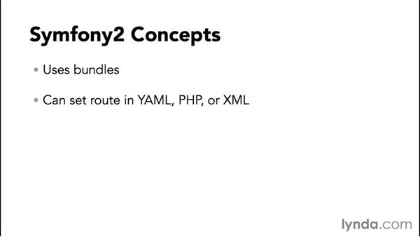Symfony concepts and features: MVC Frameworks for Building PHP Web Applications