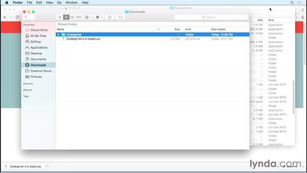 CodeIgniter setup: MVC Frameworks for Building PHP Web Applications