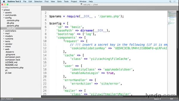 Yii app walkthrough: MVC Frameworks for Building PHP Web Applications