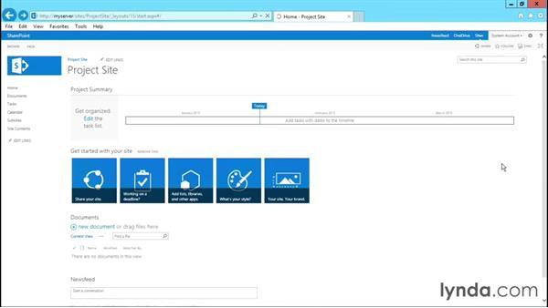 sharepoint 2013 template gallery