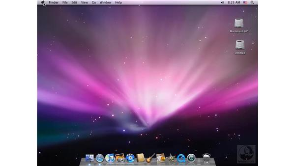 The desktop: Switching from Windows to Mac (2008)