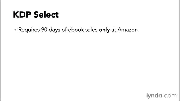 KDP Select: Ebook Publishing Fundamentals