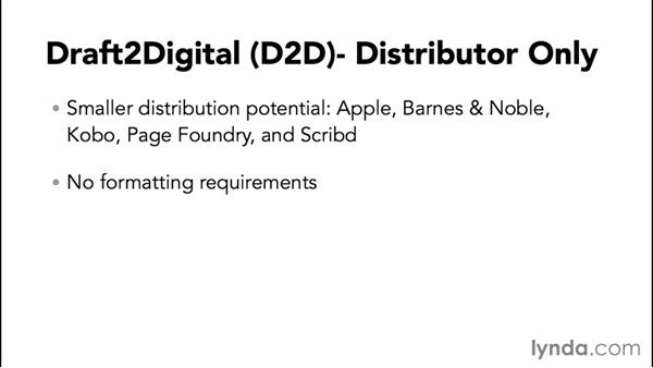 Understanding ebook distributors: Ebook Publishing Fundamentals