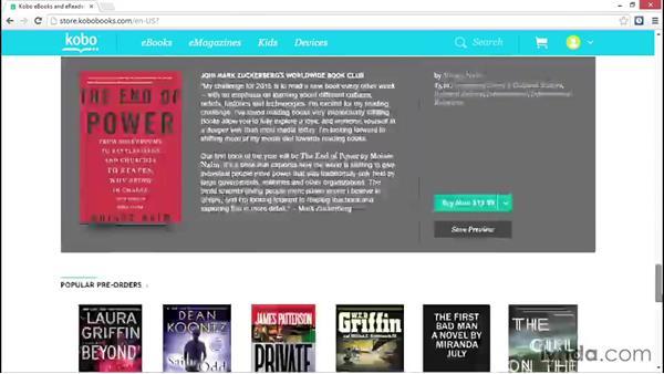 Direct retailers: Ebook Publishing Fundamentals
