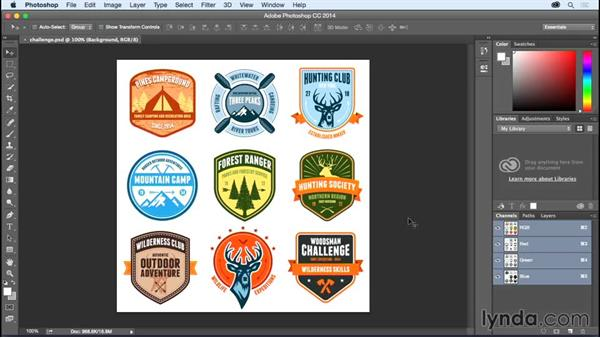 Challenge: Creating your own retina images: Creating Retina Graphics with Photoshop and Illustrator