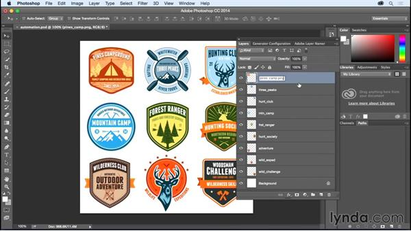Generating @2x assets in Photoshop: Creating Retina Graphics with Photoshop and Illustrator