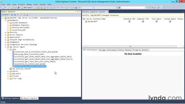Populating the data warehouse: Designing Database Solutions for SQL Server 2012