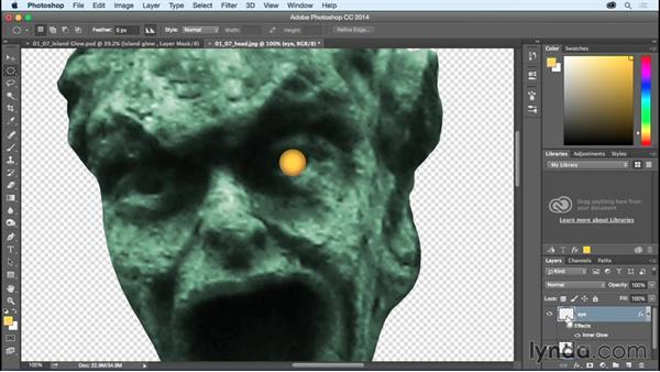 Creating the demon head: Bert Monroy: Dreamscapes - The Magic Orb