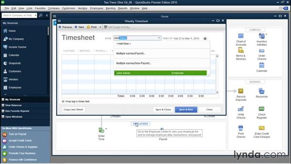 Tracking nonbillable time: QuickBooks Desktop Tips and Tricks