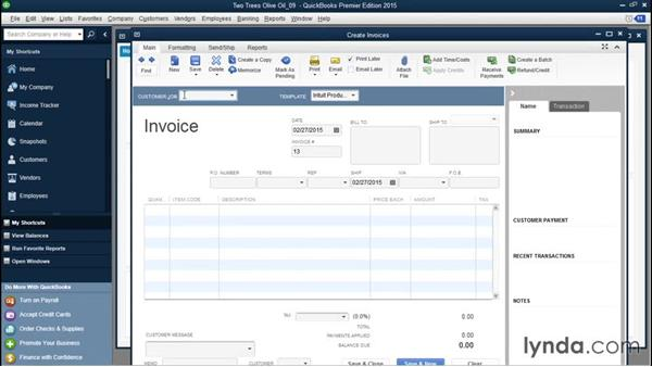 Setting the default date for new transactions: QuickBooks Desktop Tips and Tricks
