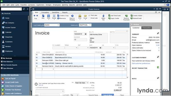 Adding, deleting, and copying lines in transactions: QuickBooks Desktop Tips and Tricks