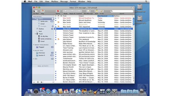 Filtering mail with Rules: Mac OS X 10.5 Leopard Beyond the Basics