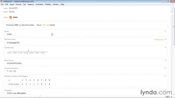 Sending a result to Wolfram|Alpha: Up and Running with Mathematica 10